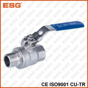 Esg Stainless Steel Ball Valve pictures & photos