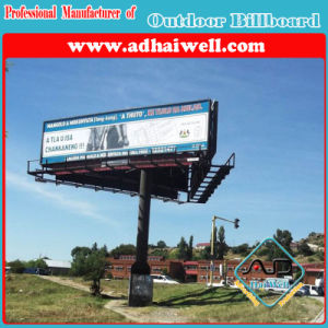 3 Faces Wholesale Outdoor Advertising LED Light Billboard pictures & photos