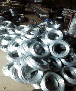 20gauge Galvanized Binding Wire/Galvanized Iron Wire for Dubai Market pictures & photos
