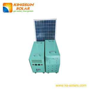 Solar Panel: 2*135W; Battery: 150ah Solar Home Power System pictures & photos