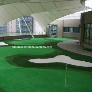 Indoor Golf Artificial Grass Synthetic Turf (GFN) pictures & photos
