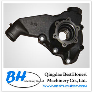 Cast Iron Water Pump Housing (Ductile Iron / Grey Iron) pictures & photos