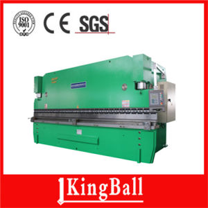 China Kingball Press Brake (WC67K-100/3200) Manufacturer Good Price pictures & photos