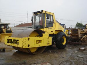 Used Bomag Road Roller (BW219DH-3)