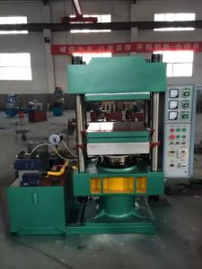 Factory Price Daylight Press/ Vulcanizing Machine/Slippers/ Rubber Slipper Making Machine pictures & photos