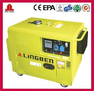 Digital Silent 5kw Diesel Generator Set