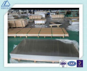 Hot/Cold Rolling 3003 Aluminum/Aluminium Plate with Mill Finished pictures & photos