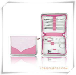 Promotional Manicure Set for Promotion Gift (HW02004) pictures & photos