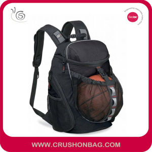 Oxford Customized Wholesale Basketball Backpack Bag for Sports