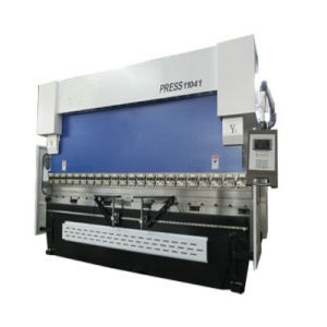 Metal Plate Hydraulic Bending Machine with Ce Certificate (WC67Y-63TX2500) pictures & photos