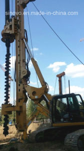 CFA Drilling Machine Original CAT TR180W Rig Foundation Pile pictures & photos