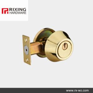 Iron Combo Glass Door Deadbolt Lock (RX-D101GP) pictures & photos