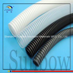 Black Flexible Bellows Hose Corrugated Conduit Tube Tubing Pipe pictures & photos