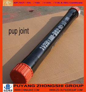 API 5CT J55 Steel Grade Tubing Pup Joint in Oilfield pictures & photos