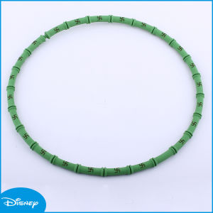 Green Hot Sale Best Quality Silicone Necklace