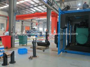 1200kw/1500kVA Container Type Super Silent Diesel Generator Cummins Engine (YM-C1200) pictures & photos