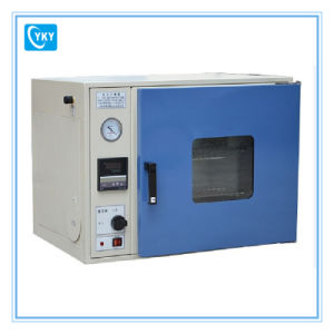 Desktop Electrical Heating Thermostatic Blast Vacuum Drying Oven pictures & photos
