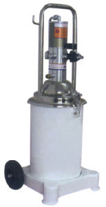 Gz-3 Pneumatic Grease Pump / Pneumatic Oiler (GT110) pictures & photos