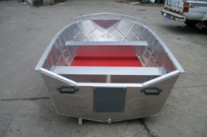 Sanj Popualr Aluminium Fishing Boat