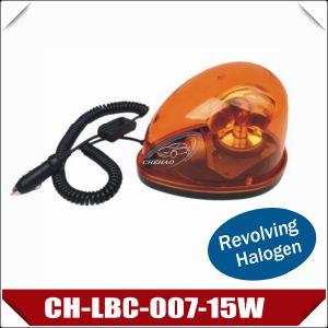 15W Halogen Revolving Auto Stroboscope Lamp (CH-LBC-007-15W)