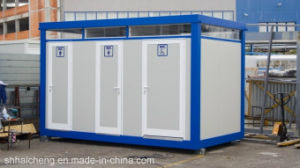 Container Toilet/Portable Toilet/Mobile Toilet (shs-fp-sanitory003) pictures & photos