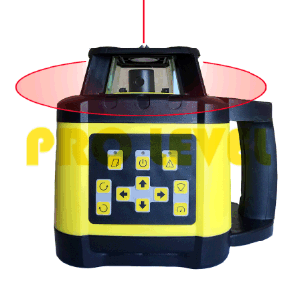 Automatic Leveling Rotary Laser Level (SRE-801R and SRE801G) pictures & photos