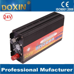 24V DC to AC 1000W Modified Sine Wave Inverter pictures & photos