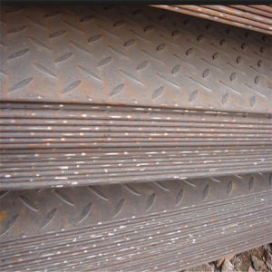 Hot Rolled Mild Steel Iron Chequered Sheet Price pictures & photos
