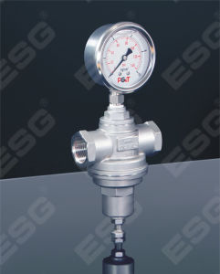 Pressure Reducing Stainless Steel Valve pictures & photos