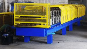 Double Deck Roll Forming Machine pictures & photos