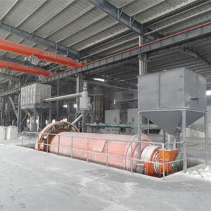 Dry Grinding Ball Mill Production Line with Classifier pictures & photos