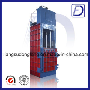 Vertical and Extruding Recycling Machine for Cotton Cardboard Plastic Corncob pictures & photos