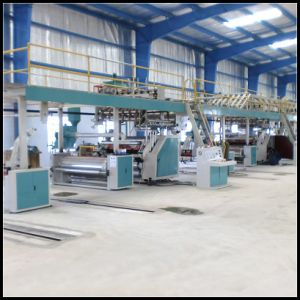 Automatic 3/5 Ply Corrugated Sheet (BOARD) Manufacturing Line Machine pictures & photos