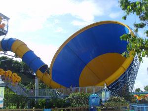 Amusement Park Equipment-Tornado Slide (HZQ-13)