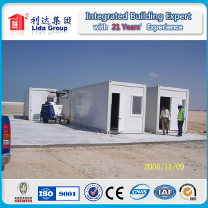 Low Cost House Prefab Shipping Container Homes for Sale pictures & photos