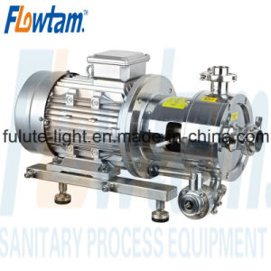 Stainless Steel Inline High Shear Emulsifying Pump pictures & photos