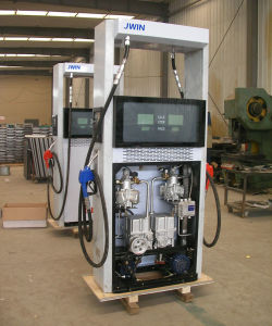 Gas Station Fuel Dispenser for Sales Jwin222 pictures & photos