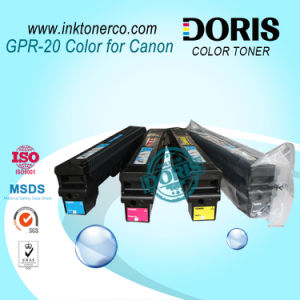 Gpr20 Color Copier Toner Cartridge for Canon Imagerunner C5180 C5185 pictures & photos
