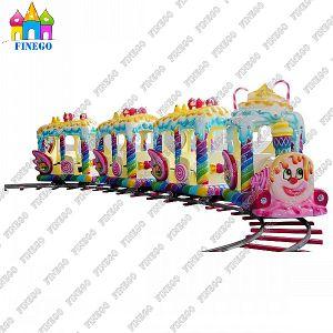 Tourist Amusement Park Mini Trackless Train pictures & photos