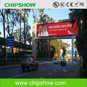 Chipshow Ad10 Outdoor Full Color Traffic LED Sign Display pictures & photos