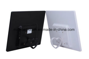 Customized 15.4′′ TFT LED Screen Wall-Mounted Advertising Video Player (HB-DPF1543) pictures & photos