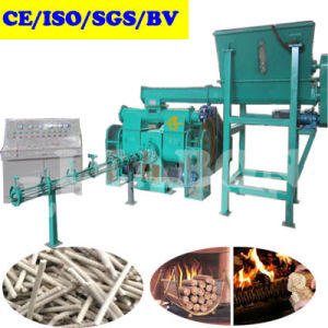 CE Fire Wood Chip Briquette Press Making Machine From Sawdust pictures & photos