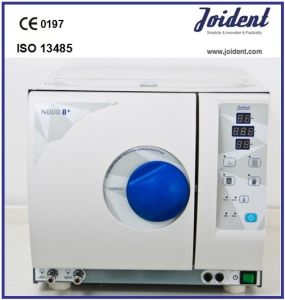 Clinic Pre-Vacuum Autoclave with B&D Test