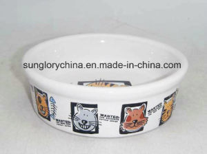 Ceramic Pet Bowl of Gyp039 pictures & photos
