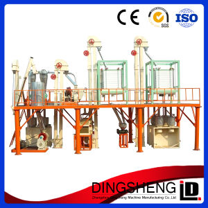 Wheat Flour Mill/Small Scale Wheat Flour Milling Machine pictures & photos
