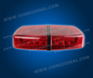 M125 LED Mini Light Bar with Magnet Mounted pictures & photos
