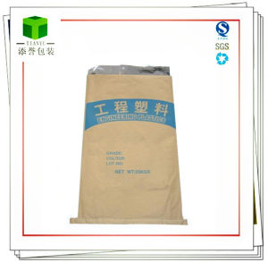 Aluminium Foil Compound Paper Bag for Engineering Plastic pictures & photos
