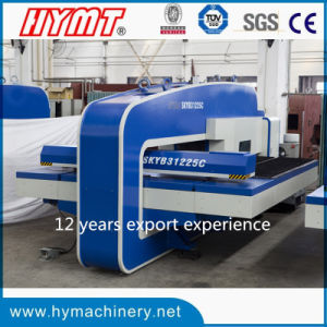 SKYB31225C high precision hydraulic CNC turret punching press machine pictures & photos