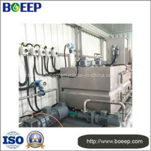 Chemical Plant Wastewater Treatment Integrated Sludge Dewatering System pictures & photos