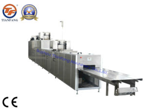 Automatic Chocolate Moulding Machine with Two Depositors pictures & photos